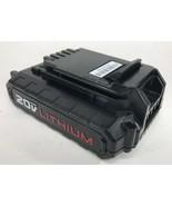 Porter Cable - PCC681L - 1.3Ah 20V Li-Ion Compact Battery - $49.45