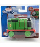 Thomas and Friends Motorized Railway Percy Engine Green No.6 Train Toy - $11.53