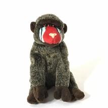 TY Cheeks Baboon Plush Stuffed Animal The Beanie Babies Collection 1999 ... - $17.82