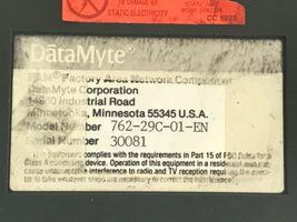 DATAMYTE 762-29C-01-EN DATA AQUISITION TERMINAL image 5