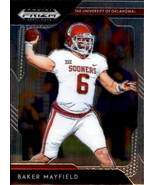 Baker Mayfield 2019 Panini Prizm Draft Card #12 - $0.99
