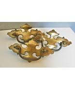"""Vintage Keller Drawer Pull Antique Brass K 10959 4.25"""" Set of 3 - $12.00"""