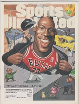 1995 Sports Illustrated Chicago Bulls Michael Jordan Boston Celtics Regg... - $2.75