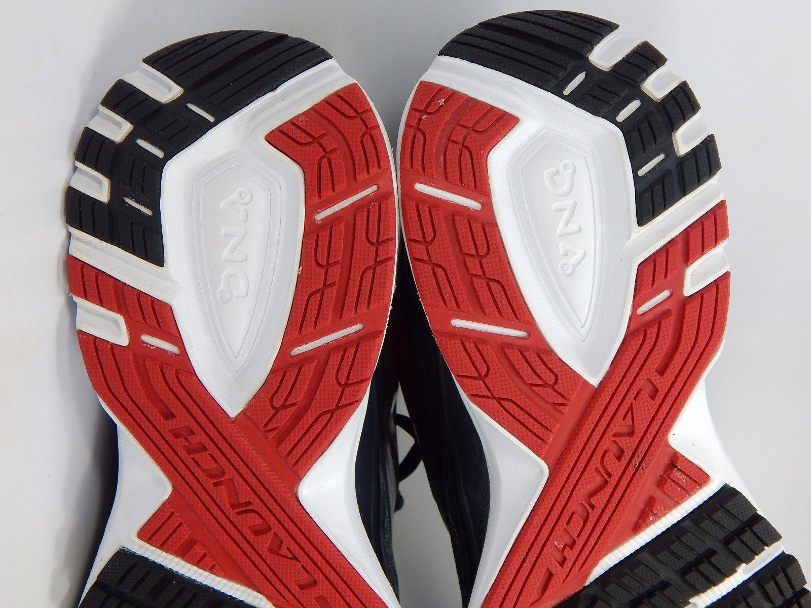 Brooks Launch 4 Men's Running Shoes Size US 10.5 M (D) EU 44.5 Gray 1102441D016