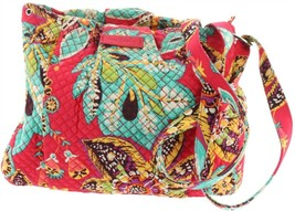 Vera Bradley Signature Print Hadley Crossbody Handbag Rumba NEW A292888 - $47.50