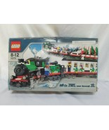 LEGO 10173 Holiday Christmas Train - Everything including BOTH instruction books - $431.39