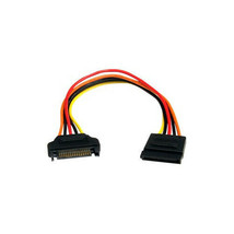 STARTECH.COM SATAPOWEXT8 8IN SATAP TO SATAR 15PIN POWER EXTENSION CABLE - $13.41