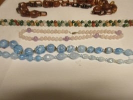 Costume Jewelry , Necklace , Vintage ,  Lot of 4 - $74.25