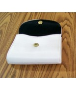 White Evening Handbag, Bridal Bag, Formal Evening Bag, Clutch Purse, Fas... - $9.00