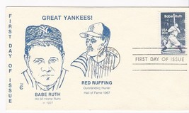 BABE RUTH #2046 CHICAGO, IL JULY 6, 1983 THE C CACHET D-309 - ₹228.14 INR