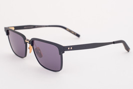 DITA ARISTOCRAT DRX 2076-C 54 Matte Black Gold / Gray Sunglasses 2076 C - $395.01