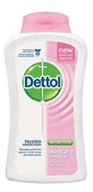 Dettol Shower Foam Skincare 250ml-Protects Against Everyday Germs - 100%... - $15.83