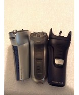 Lot of 3 NORELCO & Remington razors FOR PARTS electric shavers - $16.97