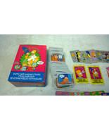 New Zealand 1991+ Simpsons Trading Card Lot + Box - Regina James Griffin... - $193.49