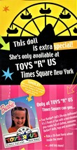Barbie Doll - Toys R Us, Times Square New York image 2