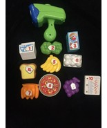 LeapFrog Pretend and Learn Shopping Cart Food Items 1-10 & Scanner Repla... - $27.70