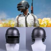 Playerunknown's Battlegrounds PUBG Level 3 Cosplay Game Helmet Cap - $71.59 CAD+