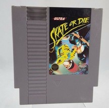 Skate or Die (Nintendo Entertainment System, 1988) cartridge only ! - $9.89