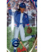 Barbie Doll - Chicago Cubs doll African American by Mattel  - $34.00