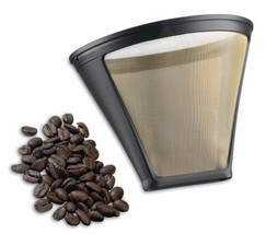 Cuisinart GTF-4 Gold Tone Filter for Cuisinart 4-Cup Coffeemakers, Gold/... - $7.43