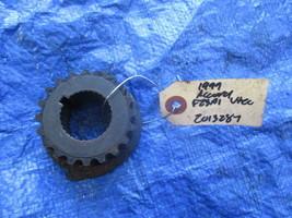98-02 Honda Accord F23A1 OEM timing gear belt pulley F23 OEM VTEC P0A - $39.99