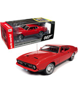 """1971 Ford Mustang Mach 1 Bright Red with Red Interior (James Bond 007) """"... - $137.99"""