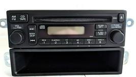 2003-2011 Honda Civic Acura Element CD Radio Part Number 39100-SCV-C010-M1 - $27.68