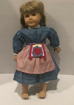 Pleasant Company Kirsten Doll American Girl Meet Outfit Dress 18 Inches - $98.99