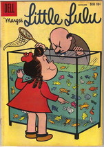 Marge's Little Lulu Comic Book #125, Dell Comics 1958 FINE- - $17.34