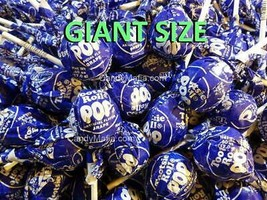 Giant Tootsie Pops Grape 42 pops Giant Grape Tootsie pop lollipop candy ... - £10.15 GBP