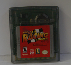 Mickey's Racing Adventure Nintendo Game Boy Color, 1999 - Cartridge Only... - $6.92