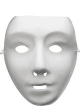 Robot Mask, Halloween, One Size, Unisex, Fancy Dress - $1.61