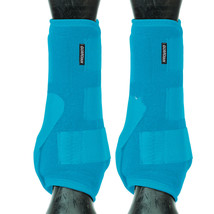 Weaver Horse Front Boots Synergy Guardian Athletics Turquoise U-0-31 - $80.95