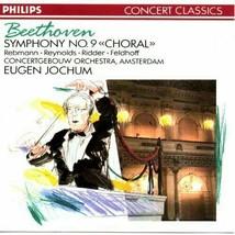 Beethoven Symphony No. 9 Eugen Jochum (Audio CD, Classical Music) - $8.90