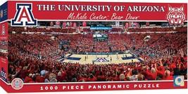 MasterPieces Arizona Wildcats 1000pc Panoramic NCAA Jigsaw Puzzle - $27.96