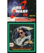 Red Dwarf IV, Byte Two ,White Hole , Dimension Jump,  Meltdown Vhs - $9.50