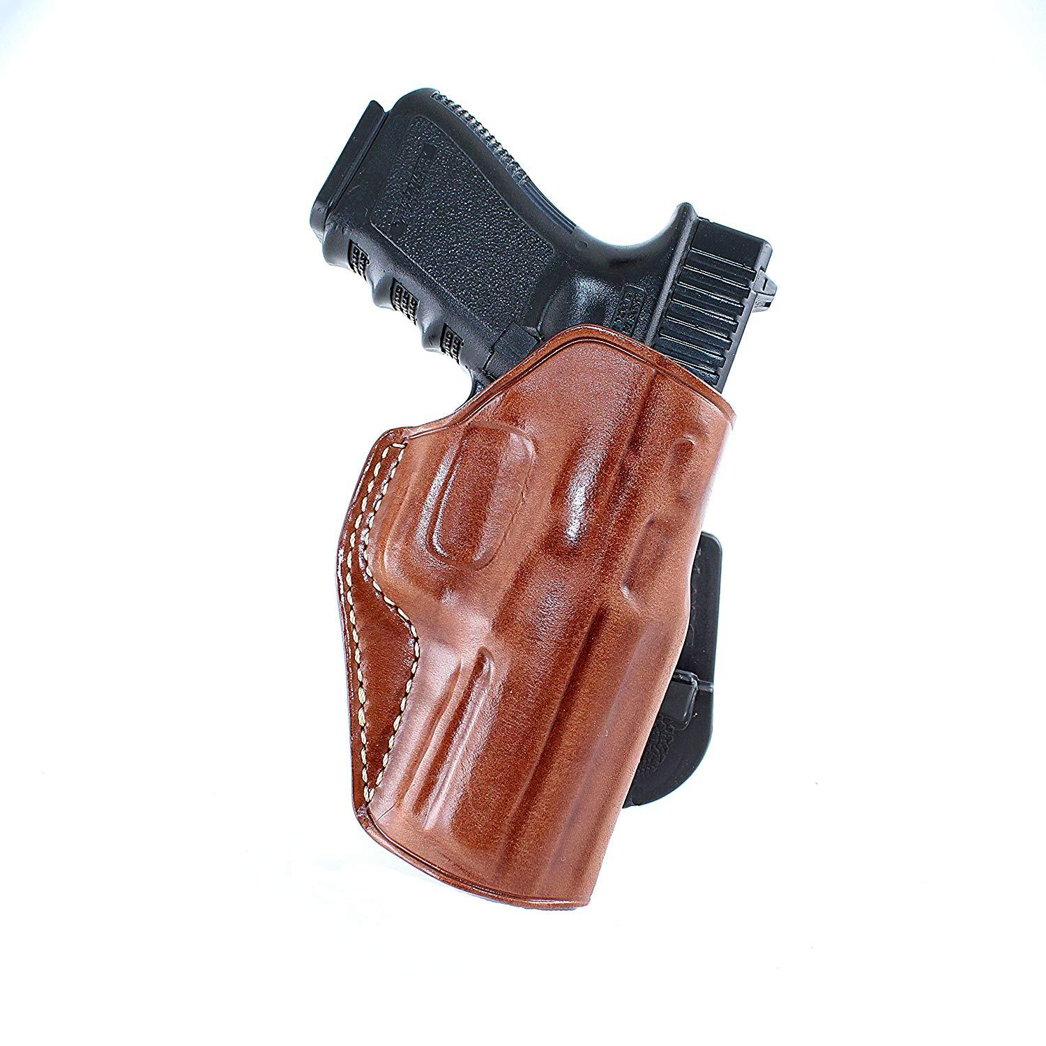 Masc Leather Paddle Holster (Owb) With Open and 50 similar items