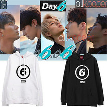Kpop Day6 Cap Hoodie 1st Album SUNRISE JAE Sung Jin Won Pil Sweater Pull... - $15.99