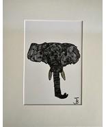 ELEPHANT HEAD - $20.00