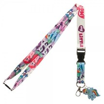 My Little Pony ID Badge Holder Keychain Lanyard - $12.00
