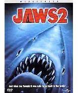 Jaws 2 (DVD, 2001) - $9.00