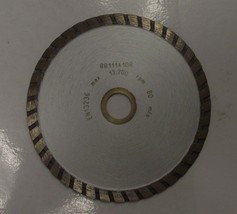 "Vermont American 4-1/2"" Turbo Diamond Saw Blade 2610956753 - $4.21"