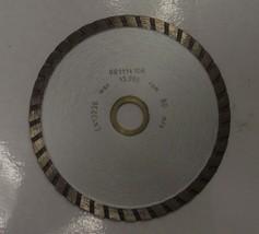 """Vermont American 4-1/2"""" Turbo Diamond Saw Blade 2610956753 - $4.21"""