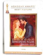Shakespeare In Love 1998 Widescreen  - $4.99