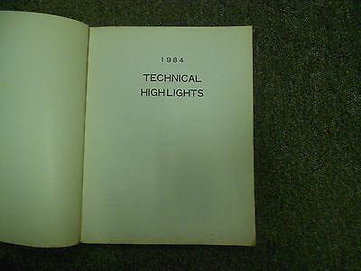 1984 MITSUBISHI Truck Service Repair Shop Manual 2 VOL SET FACTORY FEO BOOK 84 x