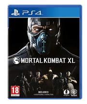 Mortal Kombat XL - Playstation 4 (Imported Version) [video game] - $41.71