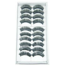 LOT of 50 pairs Long Expand Makeup False EyeLashes A5 - $16.65