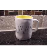 Rae Dunn by Magenta SUMMER Mug with Yellow Interior, New - $13.00
