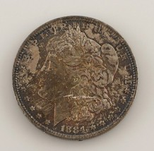 1884-O $1 Silver Morgan Dollar (Choice BU Condition) Full Mint Luster! - $52.47