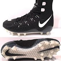 Nike Force Savage Elite TD Black/White Men's Football Cleats (857063-011) - $63.50
